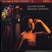 The Songs of Robert Schumann Vol 3 / Banse, Johnson