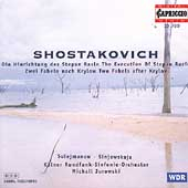 Shostakovich: The Execution of Stepan Razin, etc / Jurowski
