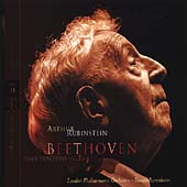 Rubinstein Collection Vol 78 - Beethoven Concertos 3 & 4