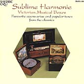 Sublime Harmonie - Victorian Musical Boxes