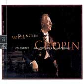 Rubinstein Collection Vol 28 - Chopin: Polonaises, etc