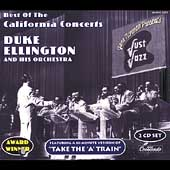 Duke Ellington: Best of the California Concerts