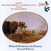 Kodály: Music Makers, etc;  Elgar / Oxford Orchestra, etc