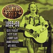Various Artists: Country Gold 1955-59