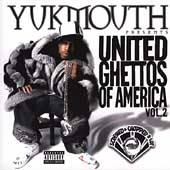 Yukmouth: United Ghettos of America, Vol. 2 [Screwed and Chopped] [PA]