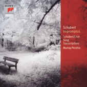 Schubert: Impromptus / Perahia