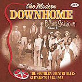 Various Artists: Modern Downhome Blues Sessions, Vol. 4: Southern Country Blues Guitarists 1948-1952