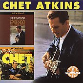 Chet Atkins: Music from Nashville, My Hometown/Chet Atkins