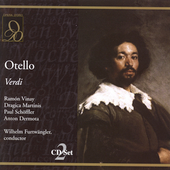 Verdi: Otello / Furtw&auml;ngler, Vinay, Martinis, et al