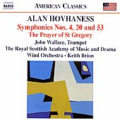 American Classics - Symphonies 4, 20, 53 / Brion, et al