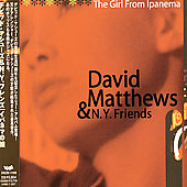 David Matthews (Piano): The Girl from Ipanema