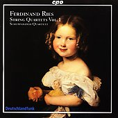 Ries: String Quartets Vol 1 / Schuppanzigh Quartett