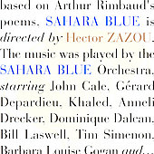 Hector Zazou (Composer/Producer): Sahara Blue