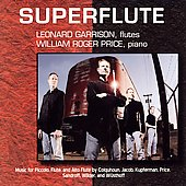 Superflute - Kupferman, Colquhoun, Price / Garrison, Price