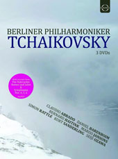 Tchaikovsky DVD Edition - Highlights from The Nutcraker, plus Romeo & Juliet,
