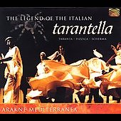 Arakne Mediterranea: The Legend of the Italian Tarantella