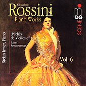 Rossini: Piano Works Vol 6 / Irmer