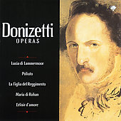 Donizetti: Operas / Campanella, Bernart, Soudant, et al