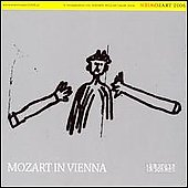 Mozart in Vienna / Harmonia Caelestis, Atlas Quartett