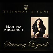 Steinway Legends - Martha Argerich