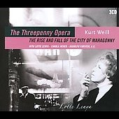 Weill: The Threepenny Opera, etc / Lotte Lenya, et al