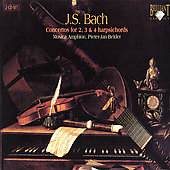 Bach: Concertos for 2, 3 & 4 harpsichords / Belder, et al