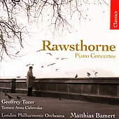 Rawsthorne: Piano Concertos / Bamert, Tozer, et al