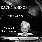 Rachmaninoff by Nissman, Vol 1 - The Preludes