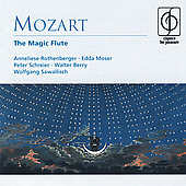 Mozart: The Magic Flute / Sawallisch, Moser, Schreier, et al