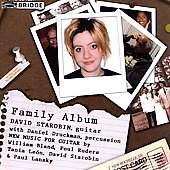 New Music with Guitar Vol 7 - Family Album / Starobin, et al