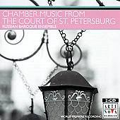 Russian Baroque - Chamber Music from Court of St. Petersburg