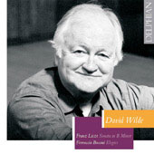 Liszt: Sonata in B minor;  Busoni: Elegies / David Wilde