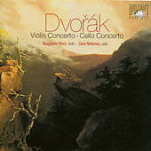 Dvor&aacute;k: Cello Concerto, Violin Concerto / Susskind, Ricci, Neslova, St. Louis SO