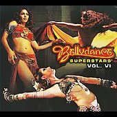 Various Artists: Bellydance Superstars, Vol. 6 [Digipak]