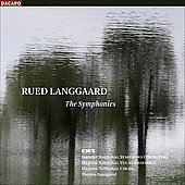 Langgaard: The Symphonies / Dausgaard, Danish National SO, et al