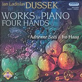 Jan Ladislav Dussek: Works for Piano Four Hands