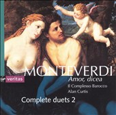 Monteverdi: Amor, Dicea