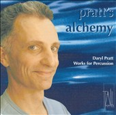 Darly Pratt's Alchemy / Chamber works with percussion