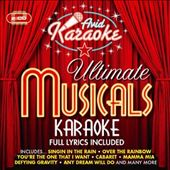Karaoke: Ultimate Musicals Karaoke