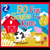 The Countdown Kids: 50 Fun Songs for Kids [Digipak]
