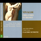Vivaldi: Orlando Furioso / Scimone