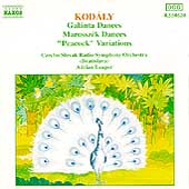 Kodály: Galánta Dances, Marosszék Dances, etc / Leaper