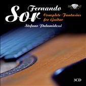 Fernando Sor: Complete Fantasias for Guitar