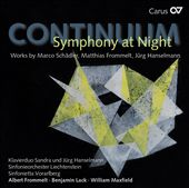 Continuum: Symphony at Night. Works by Schaedler, Frommelt, Hanselmann