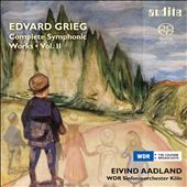 Grieg: Complete Symphonic Works, Vol. 2 / 2 Nordic Melodies; From Holberg's Time; 2 Elegiac Melodies