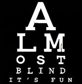 Almost Blind: It's Fun