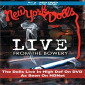 New York Dolls: Live from the Bowery 2011
