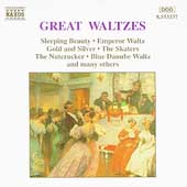 Great Waltzes - Sleeping Beauty, Emperor Waltz, etc