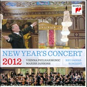 New Year's Concert 2012 / Mariss Jansons - Vienna Philharmonic