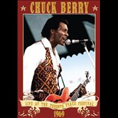 Chuck Berry: Live at the Toronto Peace Festival 1969 [DVD]